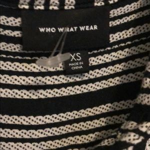 Who What Wear Dresses - Who what wear XS dress